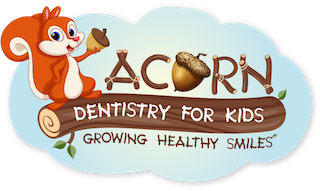 Acorn Dentistry for Kids logo