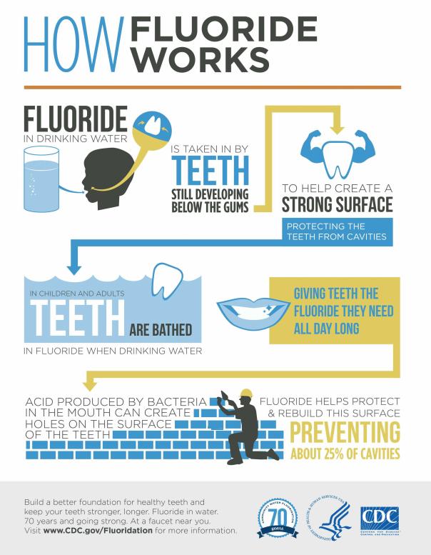 fluoride infographic