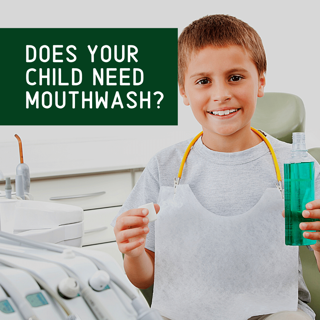 Does Your Child Need mouthwash_
