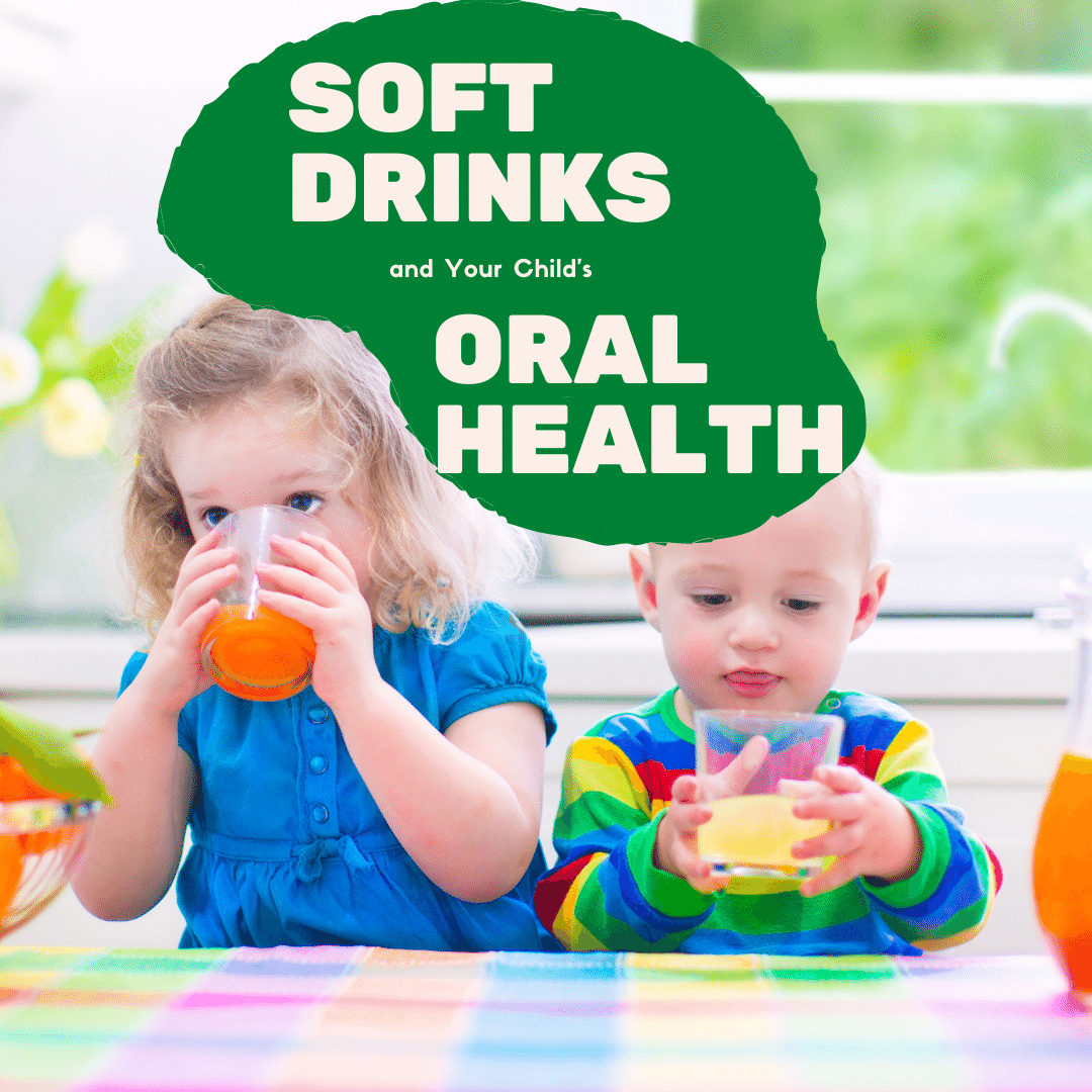 soft drinks and your child's oral health